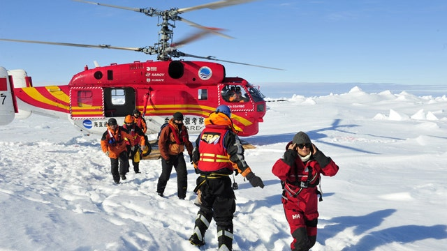 52 passengers rescued from stranded ship in Antarctica