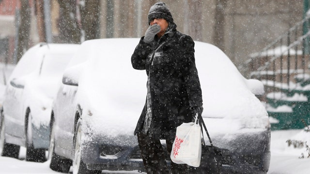 Northeast braces for blizzard conditions, flooding