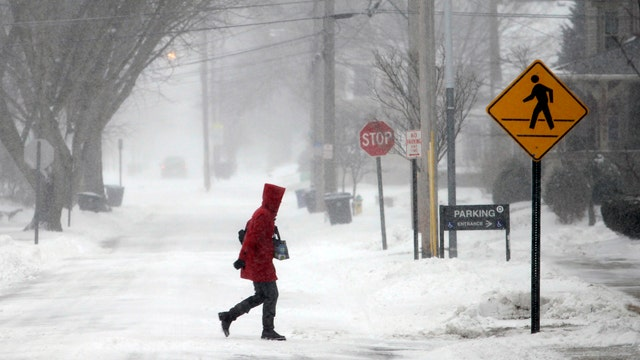 Massive winter storm targets millions in Midwest, Northeast