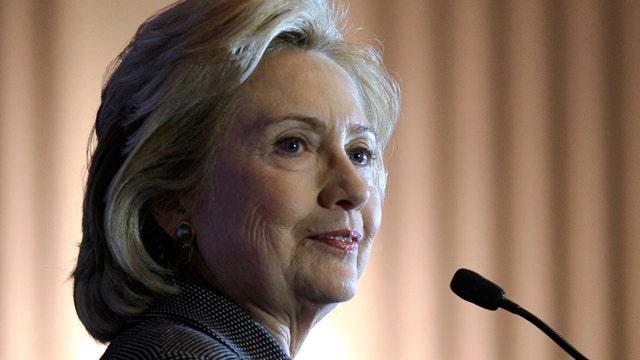 Clinton rebranding herself as a progressive for 2016?