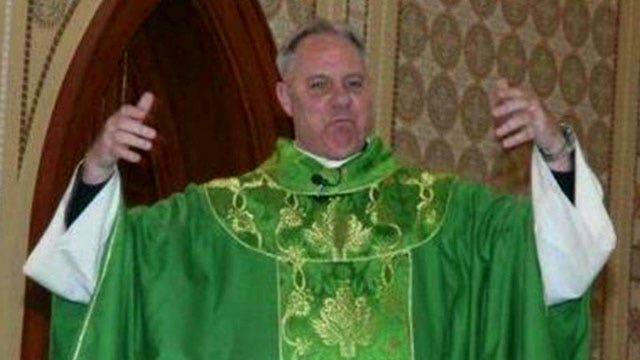Priest found murdered in rectory