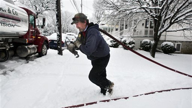 Cold winter could spike home heating bills