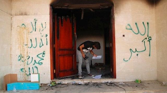 Press coverage of Benghazi