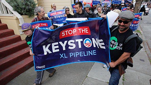 Keystone pipeline debate moves into 2014
