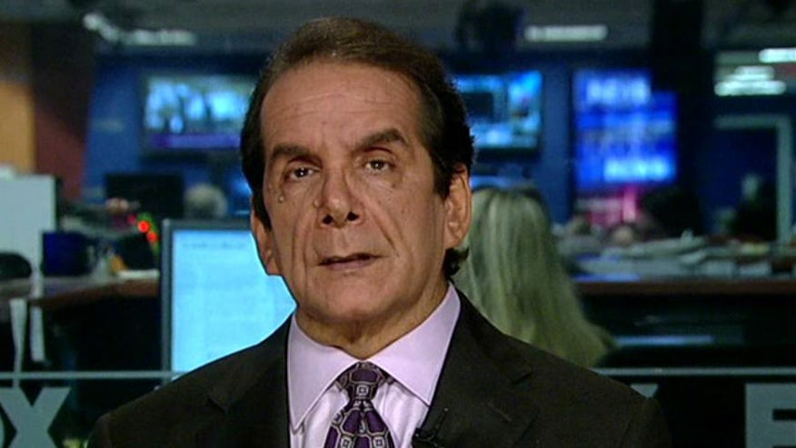 Charles Krauthammer on inequality and the left