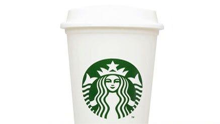 Starbucks Introduces Reusable Cups