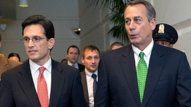 Bias Bash: Attacks on House GOP leadership