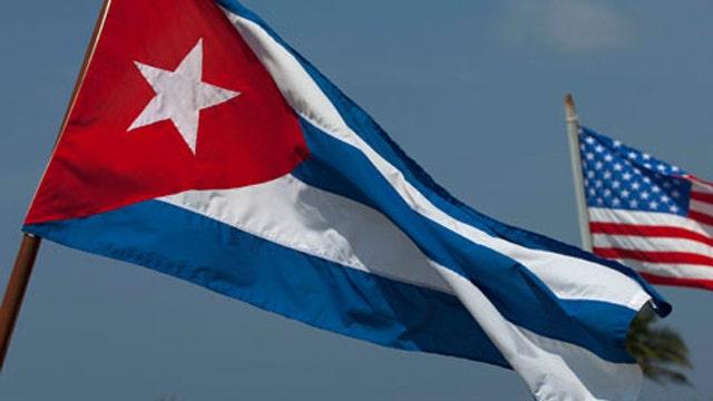 Sign of progress in Cuba?