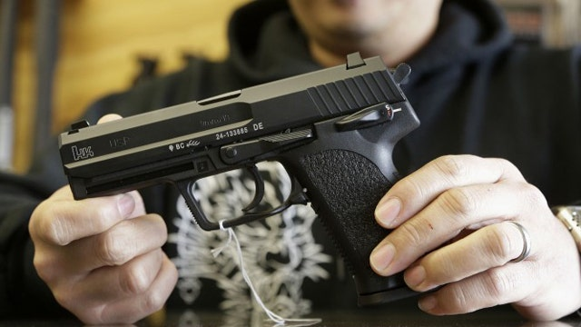 County refuses to release names of gun permit holders