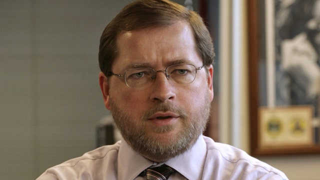 Did 'fiscal cliff' deal violate Norquist tax pledge?