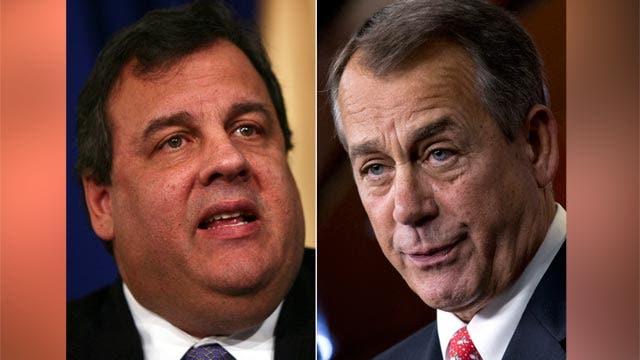 Backlash for Boehner over lack of Sandy aid