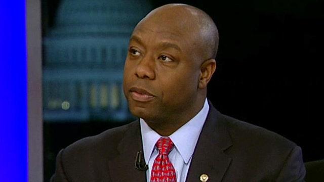 Does Sen. Tim Scott believe in civil rights?