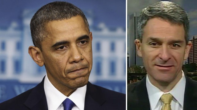 State attorneys general say Obama is violating his own law