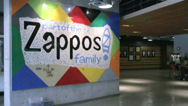 Zappos gives corporate structure the boot