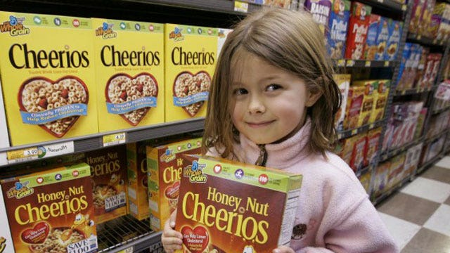 General Mills making original Cheerios without GMOs