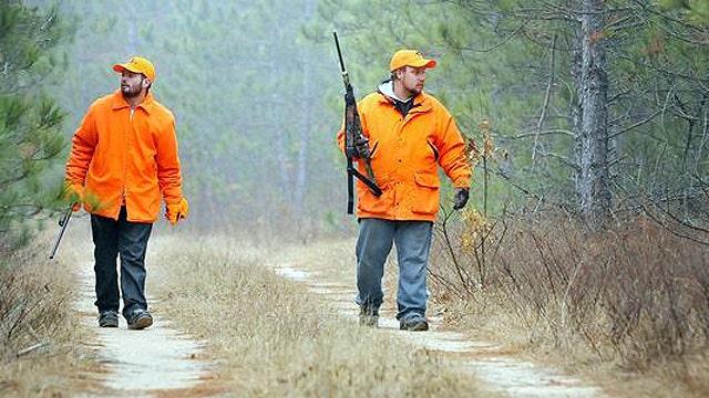 Unusual way to start deer season in DC