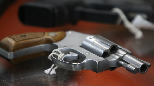 Advocate compares gun owners to sex offenders
