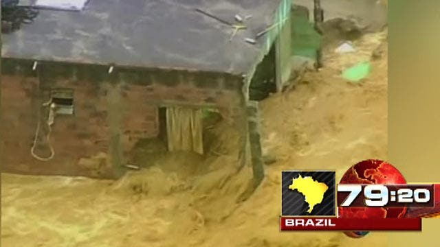 Around the World: Torrential rain triggers deadly flooding