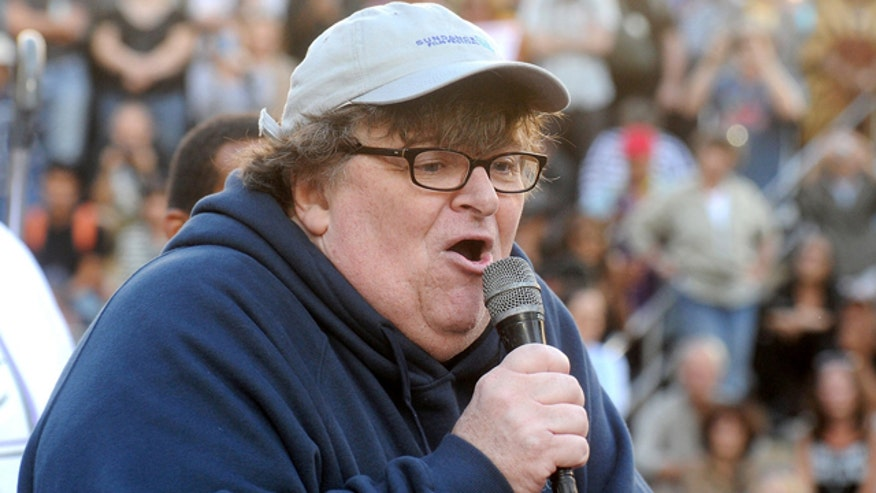 Ex-military members bemused by Michael Moore's anti-armed forces comments, doubt he'll have many military members at his movies