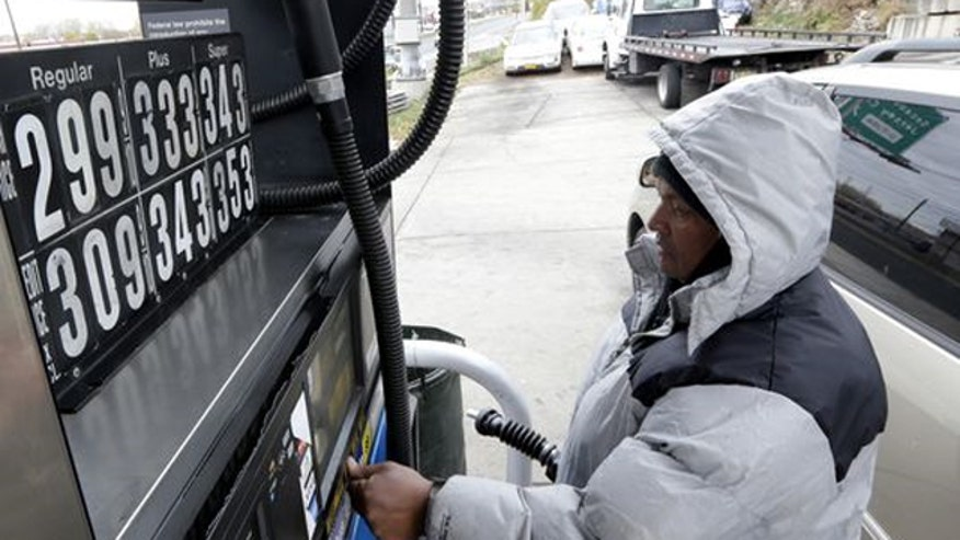 Proposed tax would add 12 cents/gallon