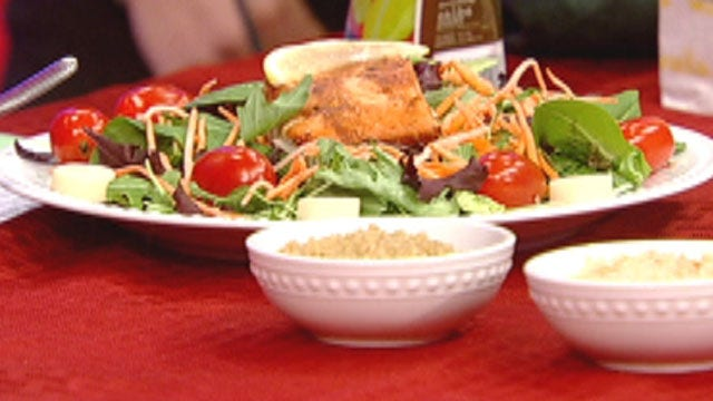 After the Show Show: Eating healthy to lose weight
