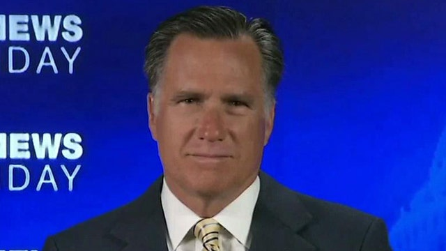 Obama's deception on health care 'hurting the economy,' Romney says