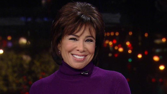 Judge Jeanine: My New Year's resolutions