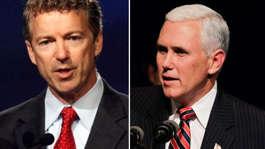 David Mercer and Matt Keelen discuss the political futures of Rand Paul and Mike Pence