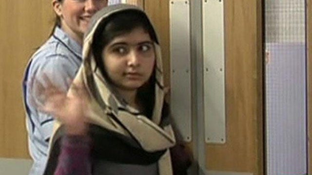 15-year-old shot by Taliban released from hospital