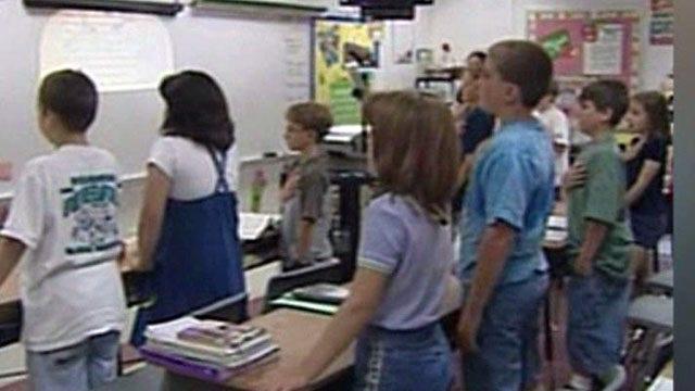 Prayer back in public schools?