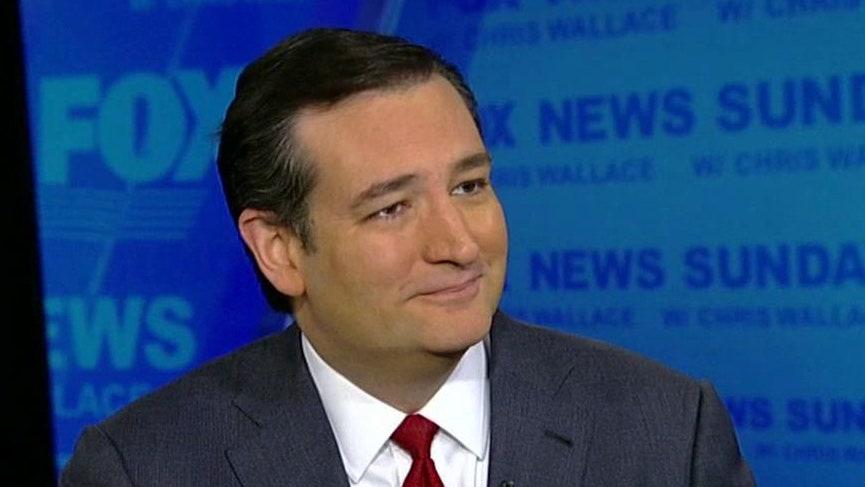 Sen. Cruz on the GOP's new agenda