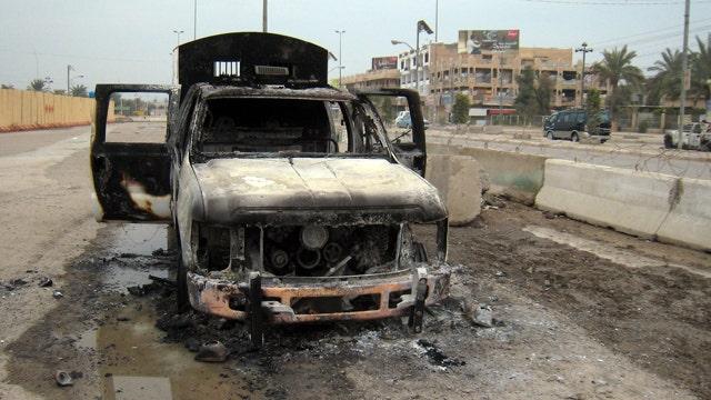 Two cities in Iraq fall to Al Qaeda