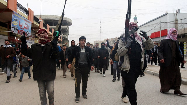 Will US sit back as Iraq loses control of Anbar Province?