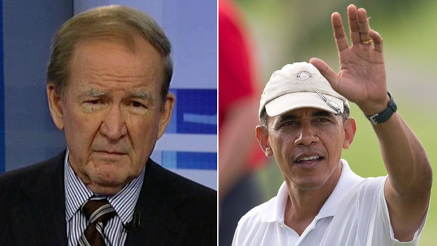 Former Reagan adviser Pat Buchanan on President Obama blaming Republicans for the puase in jobless benefits in his first radio address of 2014. Plus, is the nation going to pot?