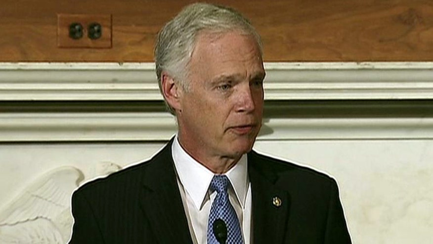 Inside Sen. Ron Johnson's lawsuit to ensure that members of Congress don't get special treatment under President Obama's health care overhaul