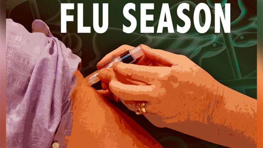 Widespread flu outbreaks coast-to-coast