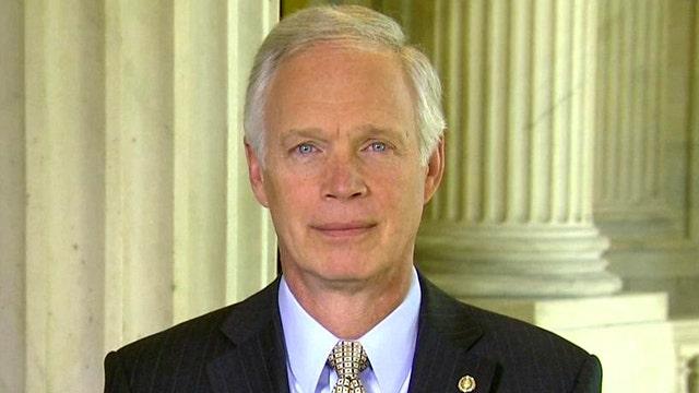 GOP senator files lawsuit over Congress' health care subsidy