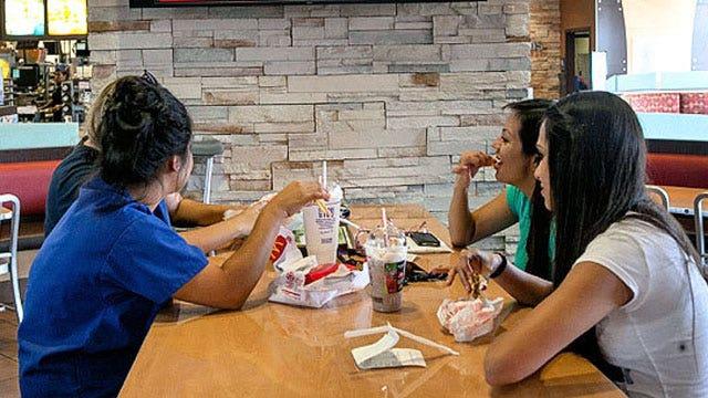 Fox Flash: Fast food diet