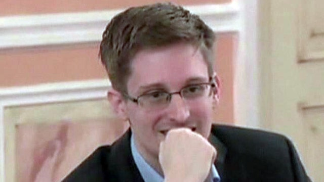Political Insiders: Growing calls for clemency for Snowden