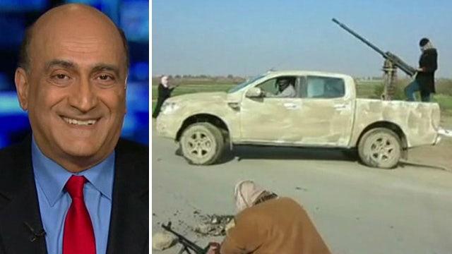 Iraq violence part of wider battle raging across Mideast?