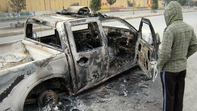 Iraqi troops step up siege of cities threatened by Al Qaeda