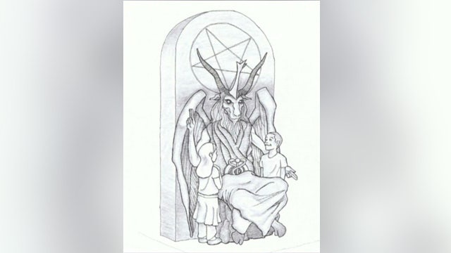 Group unveils plans for Satan statue at Oklahoma Capitol