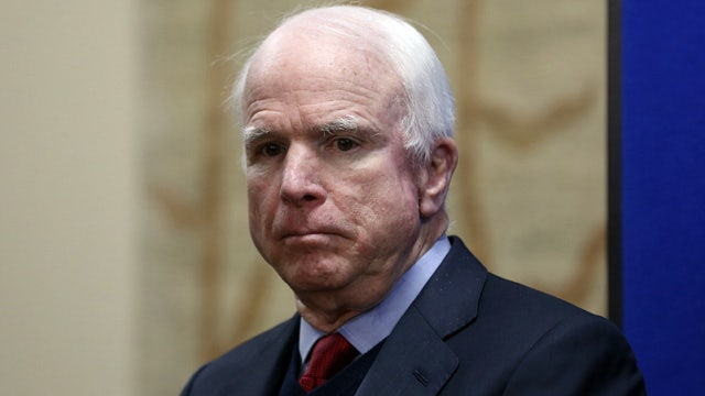 McCain: White house to blame for Al Qaeda resurgence in Iraq