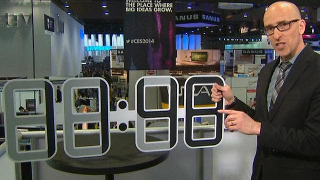 New technology on display at Consumer Electronics Show