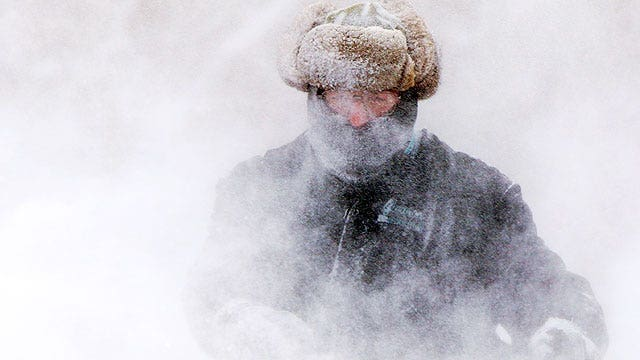 Should you brave a blizzard to go to work?