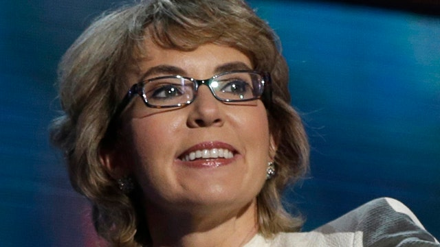Gabby Giffords launches push for new gun laws