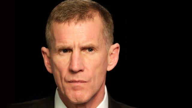 McChrystal talks national security shakeups, Rolling Stone
