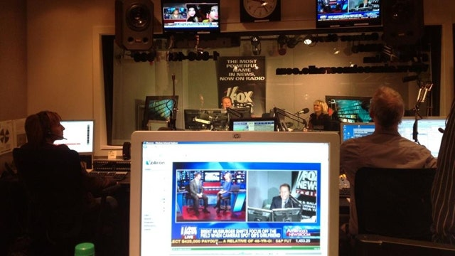 Brian on 'America's Newsroom'