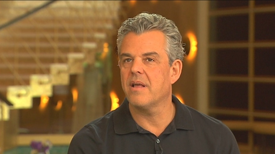 "Michael Tammero sits down with actor Danny Huston on the Miami set of the hit Starz show ""Magic City"""