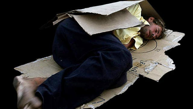Why we continue to lose the War on Poverty